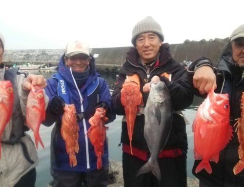 五目釣り名人たち!